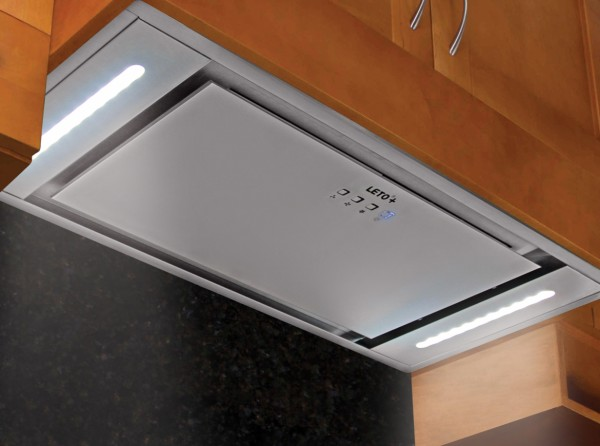 Built-in Kitchen Hood